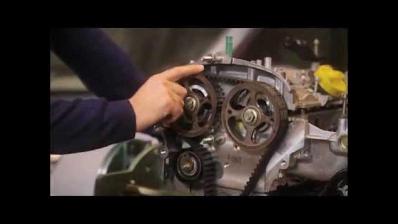 Renault рекомендует: ремень ГРМ