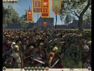 Rome 2 total war Hardcore прохождение =28= Заманчивое предложение