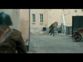Бой в городе между датчанами и немцами (9 апреля)