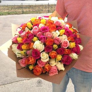 Цветов свежесрезанные цветов с доставка казань парижанка