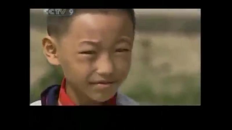 Китайский мальчик оторый видит в темноте.