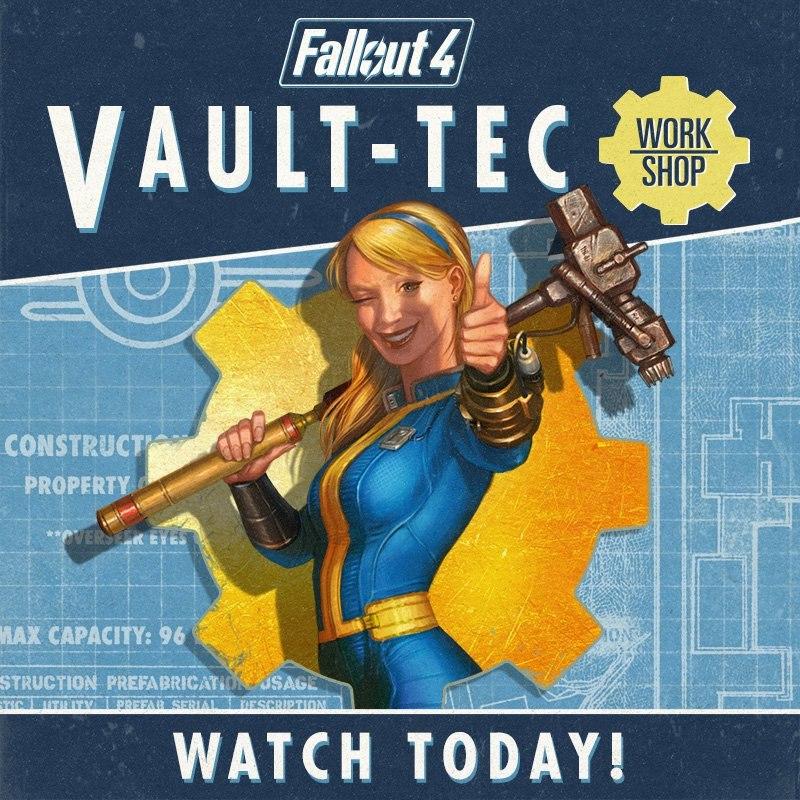 Vault-Tec Workshop доступна для загрузки!
