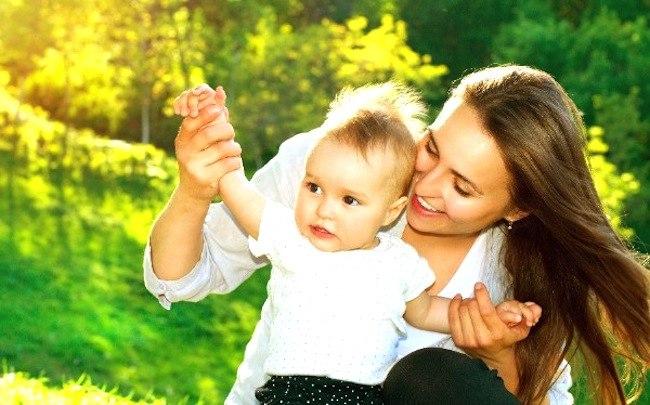 осознанное родительство, разумная мама