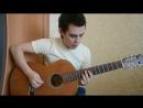 Видео разбор 30 Seconds To Mars - A Beautiful Lie guitar lesson, видео урок на гитаре для начинающиx