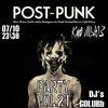 07/10/2016 Post-Punk/New-Wave/Goth-Rock vol.27