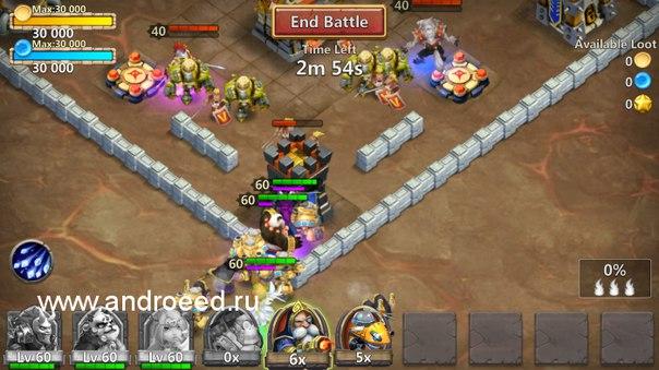 скачать castle clash на андроид