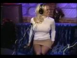 Pamela Anderson lapdance