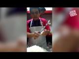 Как резать лук как про!
