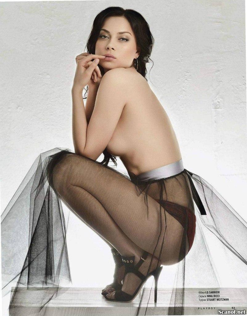 Настасья Самбурская Playboy 2013
