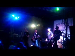 WIND OF CHANGE - SCORPIONS tribute band. Черкассы 25.06.2016