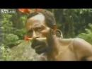 Племя первый раз видит белого человека (1976 год) Папуа Новая Гвинея