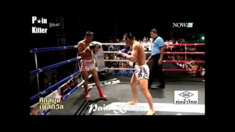 เสกสรร อ ขวัญเมือง vs ธนญชัย ธนกรยิมส์ Seksan vs Thanonchai 24
