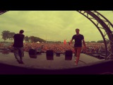 Wasted Penguinz - Make It One Day - Live @ Defqon 1