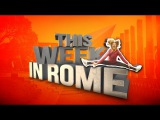 ATP Roma Tennis With Stars, Totti 600th & Much More.. | This Week In Rome | AS ROMA