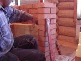 Строительство печей и каминов по системе Кузнецова.