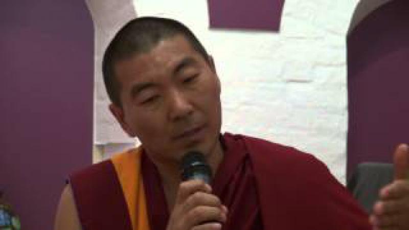 Геше Дымбрыл. Буддийская философия в повседневной жизни