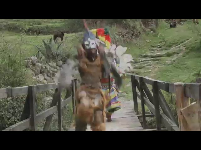 Por Ti Patron San Sebastian TOBAS SAN SEBASTIÁN Proyecto Nayra XPRESARTE WALDIE
