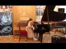 Alexandra Dovgan 8 y o Frederic Chopin Etude op 25 №2 Waltz op 64 №2 Waltz op 64 №1