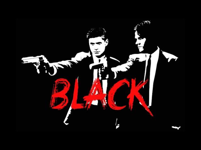Supernatural Paint it black