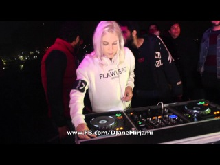 DJ Mirjami Live in Egypt - Diamond Boat (Cairo / Nile)