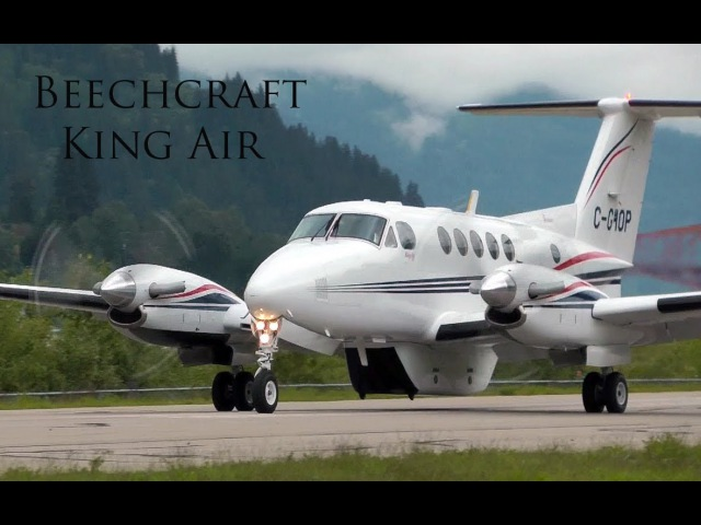The Ultimate Beechcraft King Air Compilation!