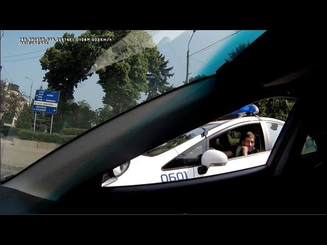 Очередные ПИДАРАСЫ на службе в Полиции