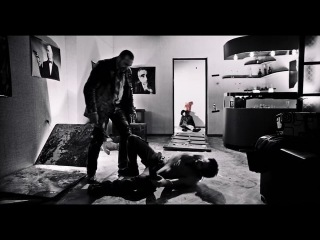 Code Of Honor - action scene ( Zabit sherefi filminden fraqment)