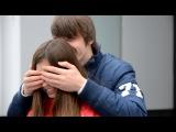 10 лет отношений остались позади.Последние видео Дани и Кристи.