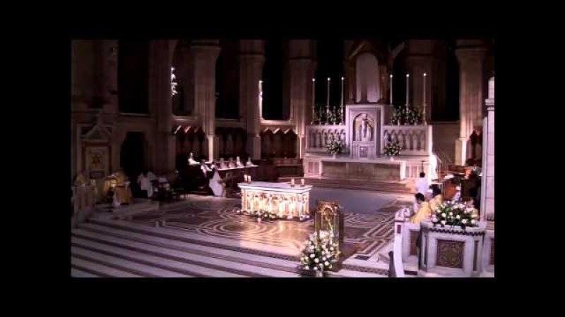 Veillée de Noël et Messe de Minuit 24 décembre 2014