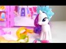 Игрушки для девочек. Мой маленький пони. Обувь для Рарити. Видео на английском языке.