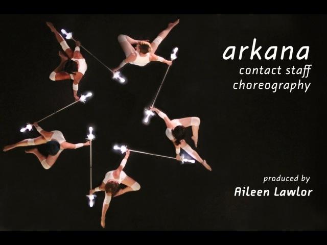 Arkana : secrets or mysteries by Aileen Lawlor