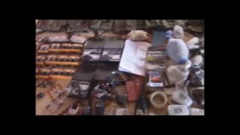 Nusaybinde PKKya ait çok sayıda mühimmat ele geçirildi