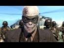 Metal Gear Solid V 13: Skull Face e a Skin de Ouro - The Phantom Pain PS4 gameplay