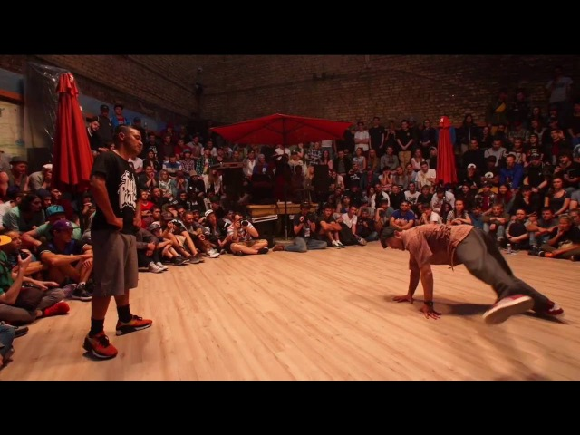 V1 Battle of the Gods 2016 | T-Rock (Funk Freaks) - Bochrock (All the Most)