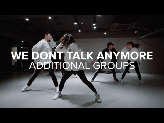 Additional groups / We don't talk anymore - Charlie Puth / Lia Kim Bongyoung Park Choreography