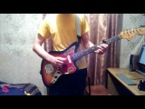 Jack Nitzsche - The Lonely Surfer (lead guitar cover)