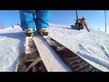 Сноуборд: как правильно падать | Школа сноуборда