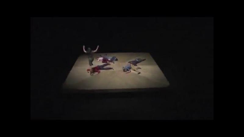 Celui qui tombe Cie Yoann Bourgeois - 27 et 28 Février 2017 (TEASER)