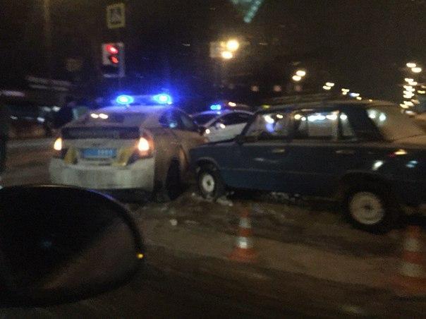 Харьковские водители массово страдают от непогоды (ФОТО)