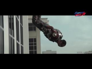 Первый мститель: Противостояние - трейлер