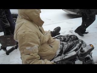 Недоступный Ульяновск. Водостоки на тротуарах незаконны. 26.11.2015 www.ulgrad.ru