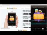 Приложения - краны Bitcoin Aliens, Abundance, и Free Bitcoin!