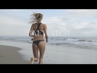 Келли рорбах (kelly rohrbach) на пляже (harper's bazaar, 2016) hd 720p