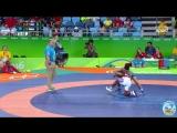 РИО-2016 57 кг квалификация Йовлис Бонне (Куба) - Аббос Рахмонов (Узбекистан)