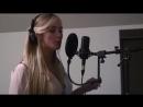 Дети таланты поют. Девушка с божественным голосом !
