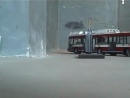 Trolleybus model - Model trolejbusu Škoda 22Tr 2010