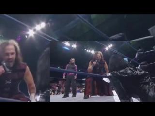 Jeff Hardy (BrotherNero) хочет титулы Командных Чемпионов