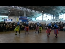 ЛенЭкспо 2014г Котлинка, танец Кукарача.