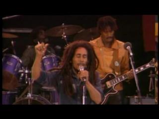 Bob Marley - Africa Unite (Live at Santa Barbara '1979)