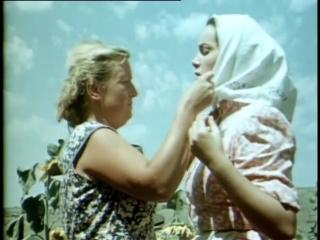 НА СЪЁМКАХ ФИЛЬМА СЕРГЕЯ ГЕРАСИМОВА -ТИХИЙ ДОН-. 1957 -Kinoagentsvo.ru-
